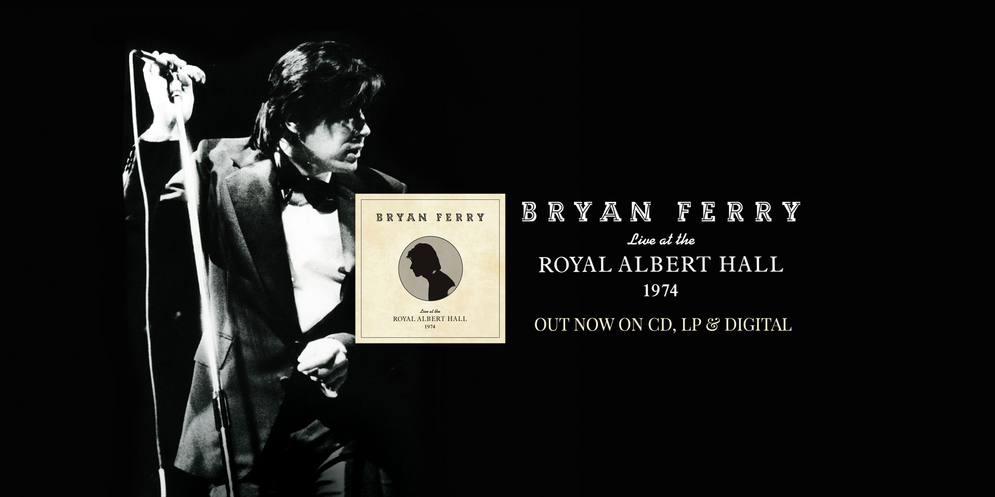 Live at the Royal Albert Hall 1974 Out Now!